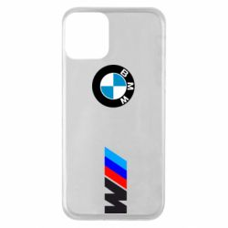 Чехол для iPhone 11 BMW M