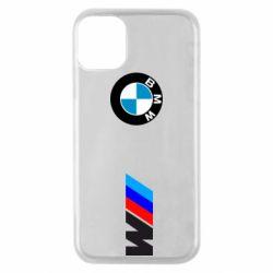Чохол для iPhone 11 Pro BMW M