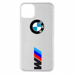 Чохол для iPhone 11 Pro Max BMW M