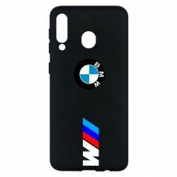 Чохол для Samsung M30 BMW M
