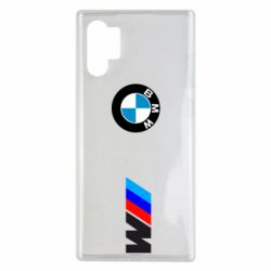 Чехол для Samsung Note 10 Plus BMW M