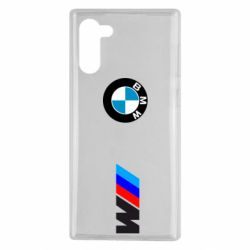 Чехол для Samsung Note 10 BMW M