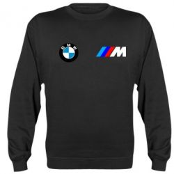 Реглан (свитшот) BMW M - FatLine