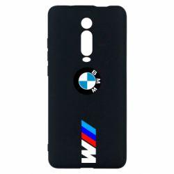 Чохол для Xiaomi Mi9T BMW M