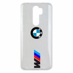 Чохол для Xiaomi Redmi Note 8 Pro BMW M