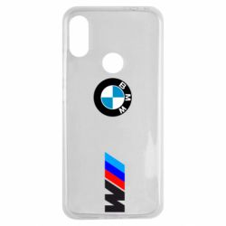 Чехол для Xiaomi Redmi Note 7 BMW M