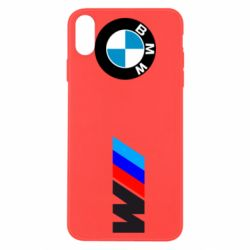 Чехол для iPhone X/Xs BMW M