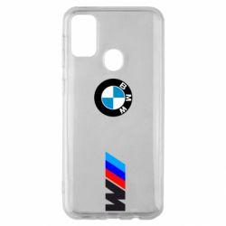 Чохол для Samsung M30s BMW M