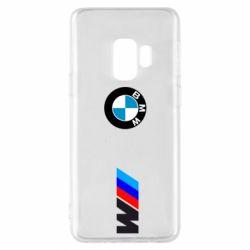 Чохол для Samsung S9 BMW M