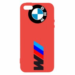 Чехол для iPhone5/5S/SE BMW M