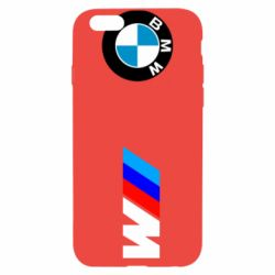 Чехол для iPhone 6/6S BMW M