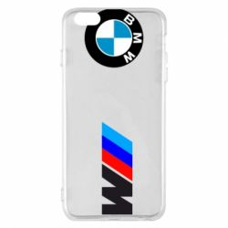 Чехол для iPhone 6 Plus/6S Plus BMW M