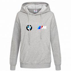 Женская толстовка BMW M - FatLine
