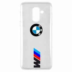Чохол для Samsung A6+ 2018 BMW M