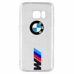 Чохол для Samsung S7 BMW M