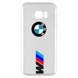 Чохол для Samsung S7 EDGE BMW M