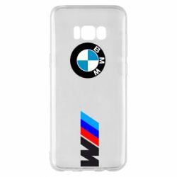 Чохол для Samsung S8+ BMW M