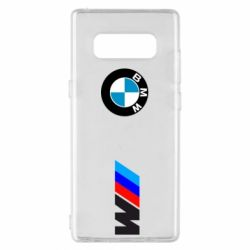 Чехол для Samsung Note 8 BMW M
