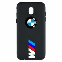 Чохол для Samsung J5 2017 BMW M