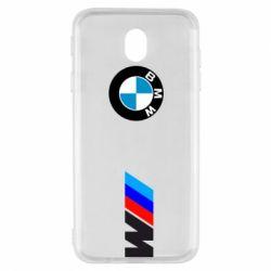 Чохол для Samsung J7 2017 BMW M