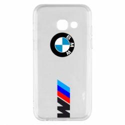 Чохол для Samsung A3 2017 BMW M