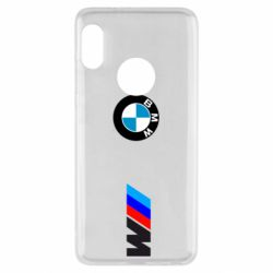 Чехол для Xiaomi Redmi Note 5 BMW M