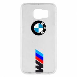 Чохол для Samsung S6 BMW M