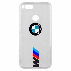Чохол для Xiaomi Mi A1 BMW M