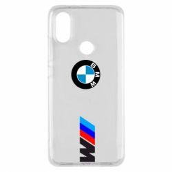 Чохол для Xiaomi Mi A2 BMW M