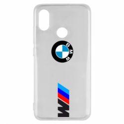 Чохол для Xiaomi Mi8 BMW M