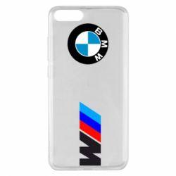 Чохол для Xiaomi Mi Note 3 BMW M