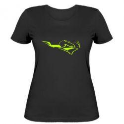 Жіноча футболка Bmw motorrad day