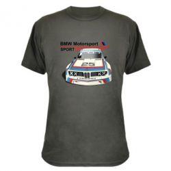 Камуфляжная футболка Bmw motorsport
