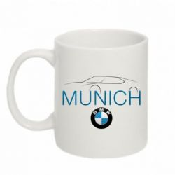 Кружка 320ml BMW Munich