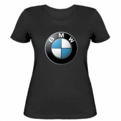 Мужская футболка BMW Small Logo - FatLine
