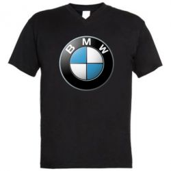 Женская футболка BMW Small Logo - FatLine