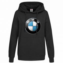 Мужская толстовка BMW Small Logo - FatLine