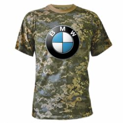 Реглан BMW Small Logo - FatLine