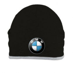 Шапка BMW Small Logo - FatLine
