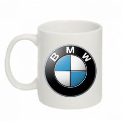Кружка 320ml BMW Small Logo - FatLine