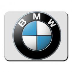 Коврик для мыши BMW Small Logo - FatLine