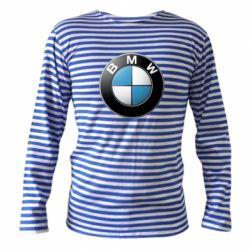 Камуфляжная футболка BMW Small Logo - FatLine