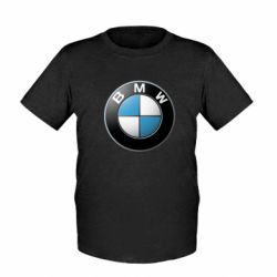 Майка-тельняшка BMW Small Logo - FatLine