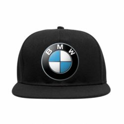 Снепбек BMW Small Logo - FatLine
