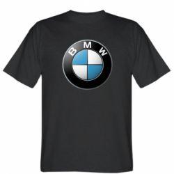 Мужская футболка BMW Small Logo