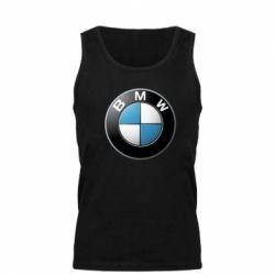 Мужская майка BMW Small Logo