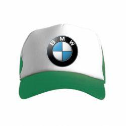 Детская кепка-тракер BMW Small Logo