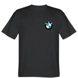 Мужская футболка BMW Small - FatLine