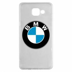 Чехол для Samsung A5 2016 BMW Small