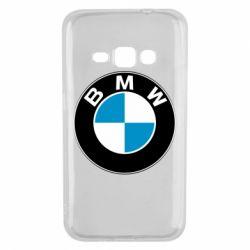 Чехол для Samsung J1 2016 BMW Small